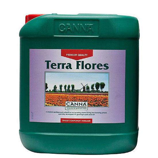 Fertilizante Terra Flores de Canna