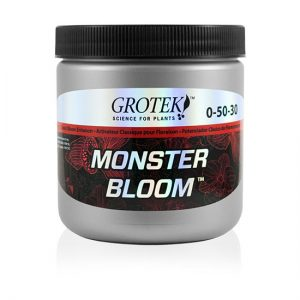 Fertilizante Monster Bloom de Grotek