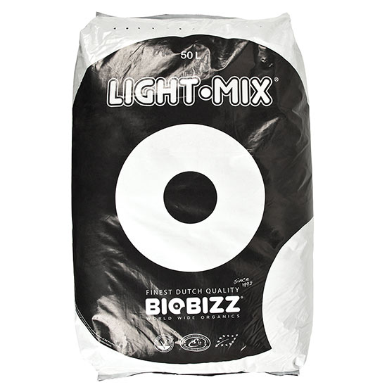 Sustrato Light Mix Biobizz (50L)